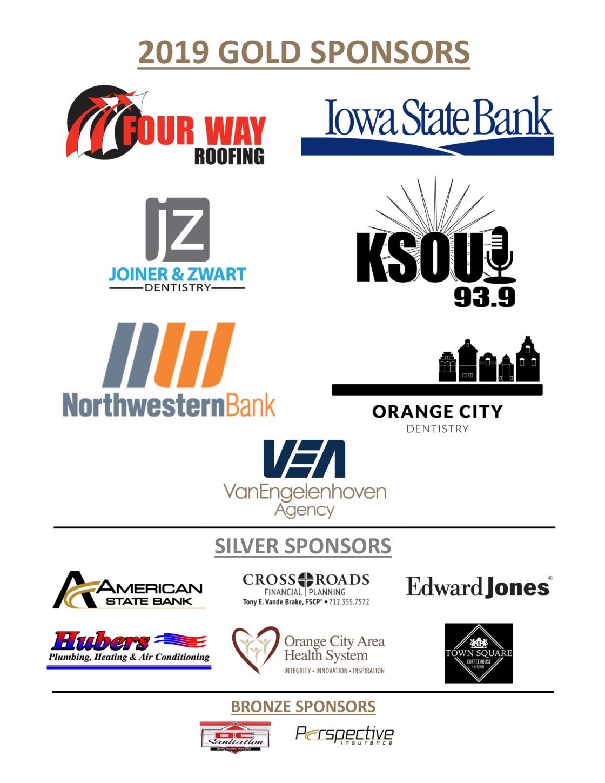 2019 sponsor logo sheet